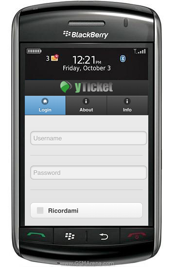 help desk software yticket blackberry smartphone