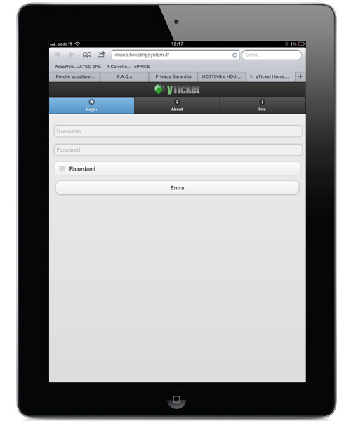 help desk software yticket ipad tablet